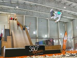 360° Extrem - Centre freestyle indoor d